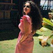 Stills Malayalam Actress Anupama Parameswaran 7166