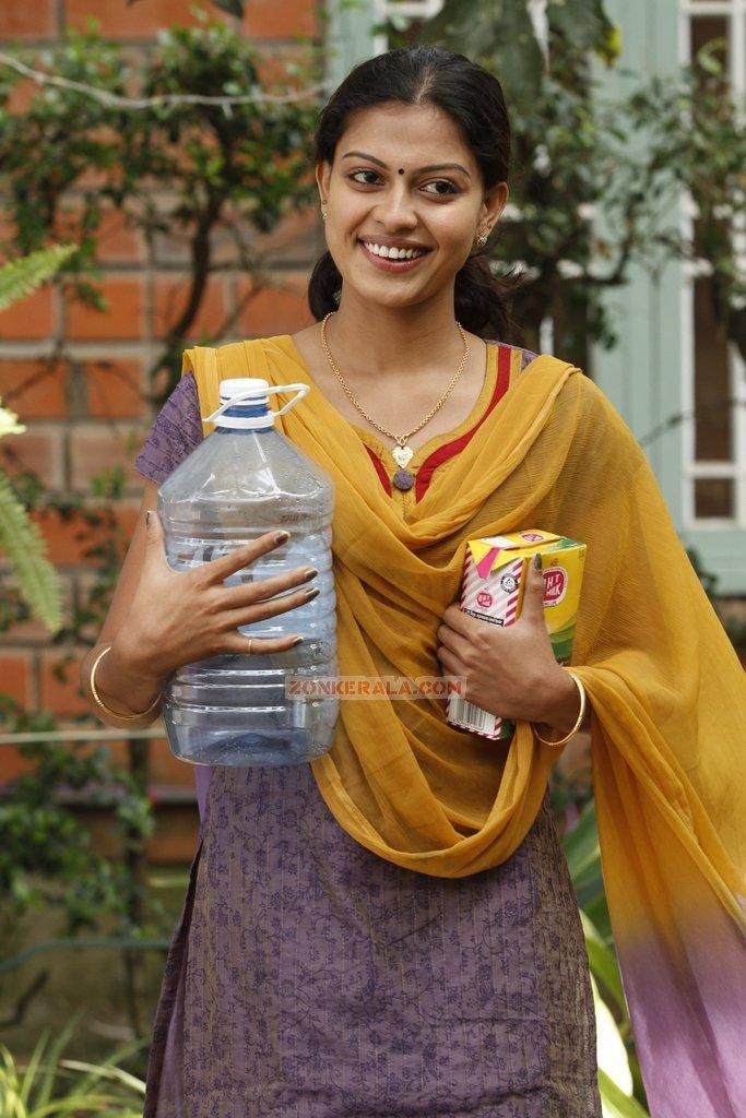 Actress Anusree Nair Stills 9500