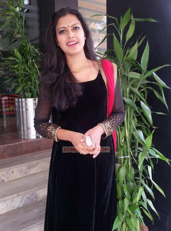 Anusree Nair Malayalam Heroine Mar 2017 Picture 1459