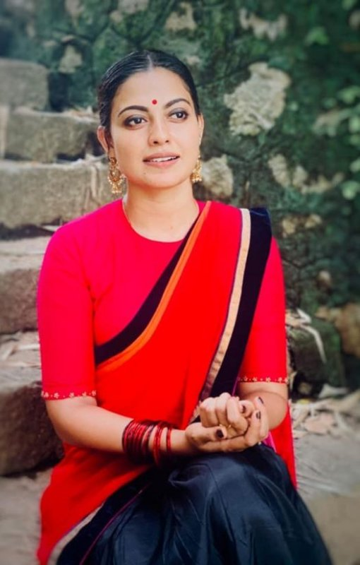 Anusree Nair South Actress May 2020 Images 3692