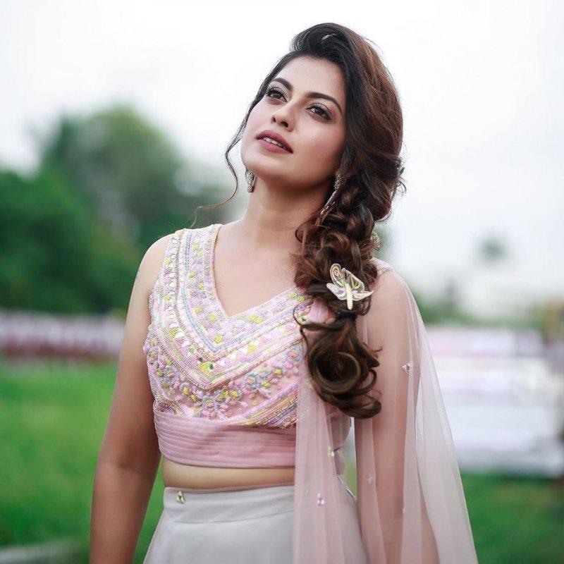 Galleries Actress Anusree Nair 5344