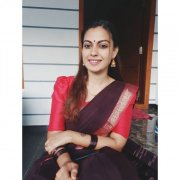 Jul 2020 Stills Anusree Nair Malayalam Actress 611