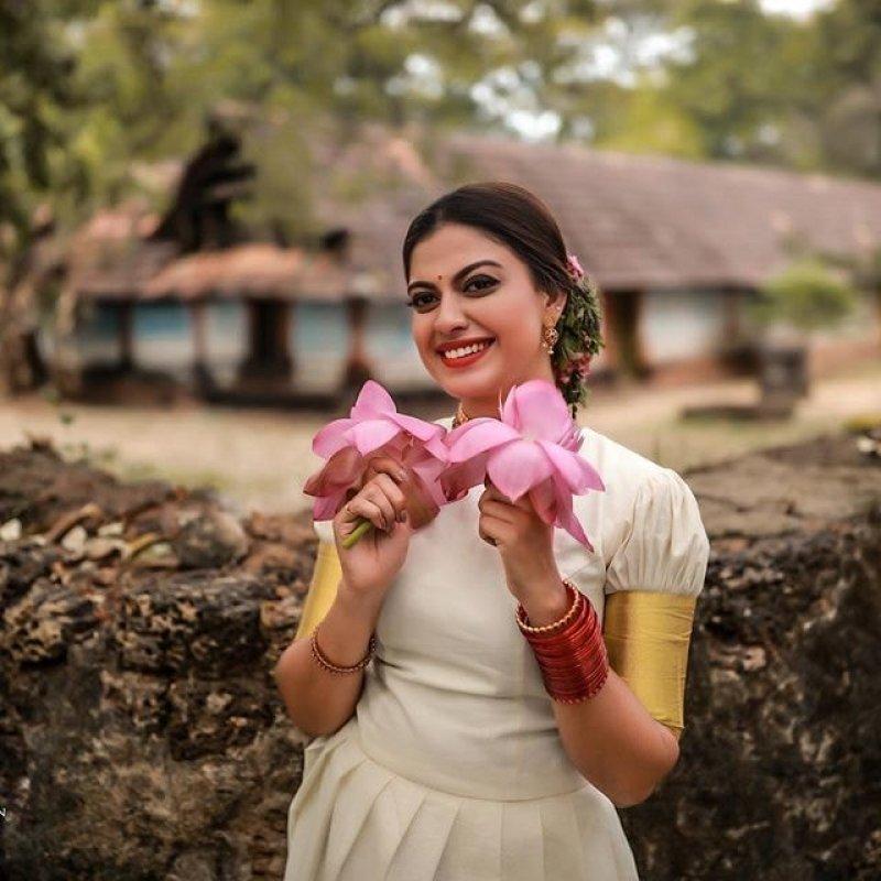 Malayalam Actress Anusree Nair Latest Galleries 4304