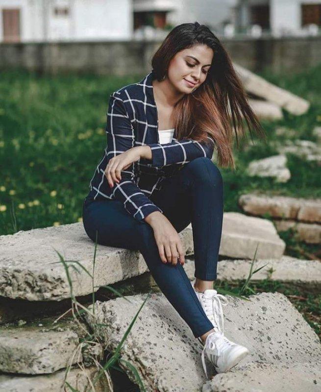New Pics Anusree Nair Actress 8483