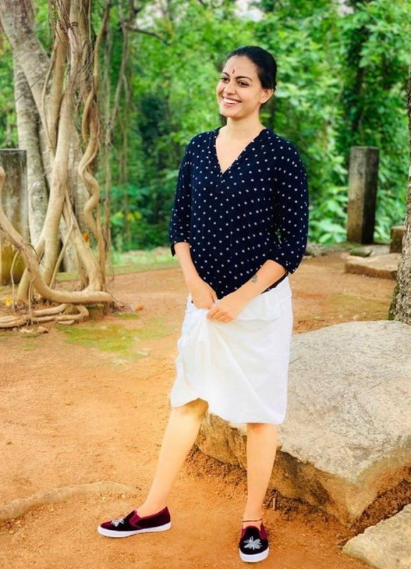 Picture Anusree Nair South Actress 8776