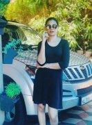 Recent Image Anusree Nair Malayalam Movie Actress 4057