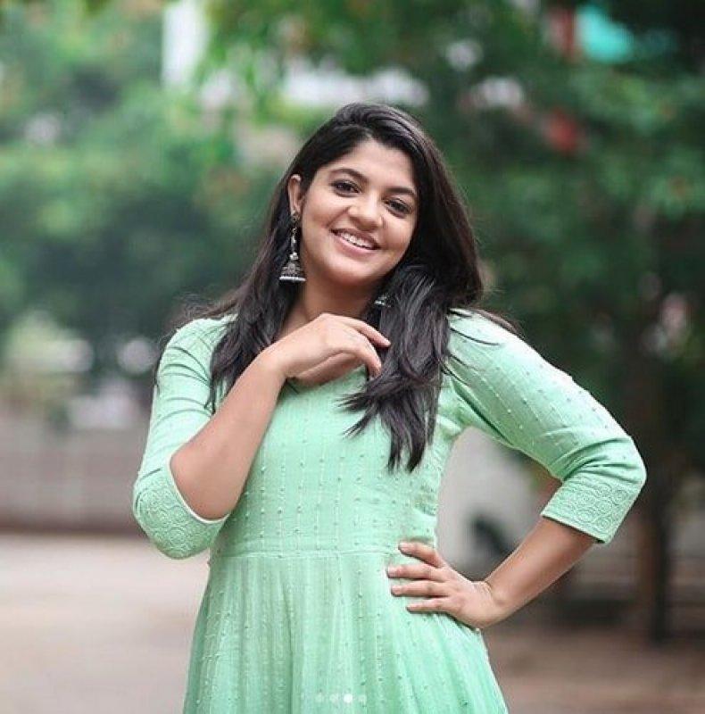 Aparna Balamurali Film Actress Pictures 8213