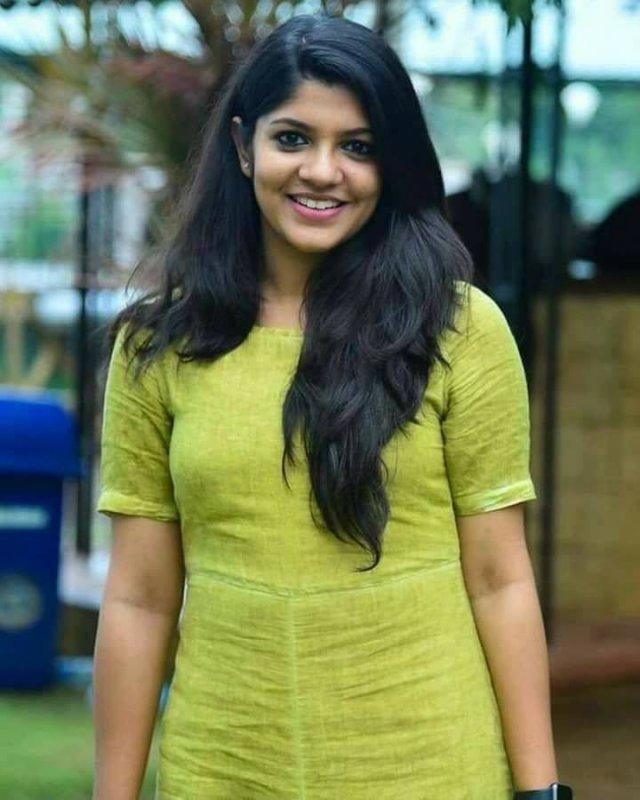 Aparna Balamurali Latest Wallpaper 8084