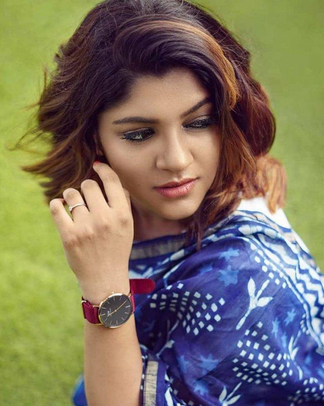 Aparna Balamurali Recent Image 8402