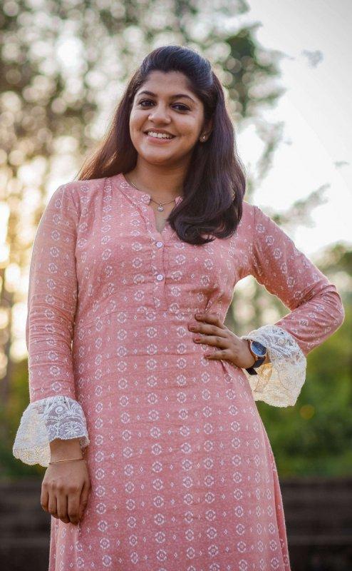 Malayalam Actress Aparna Balamurali Recent Wallpaper 4970