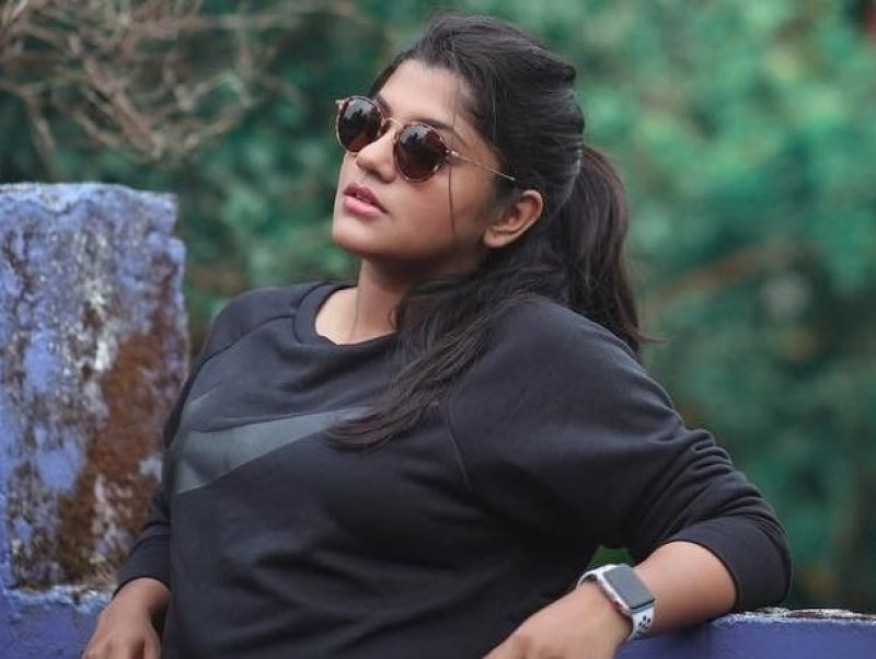 New Picture Aparna Balamurali Malayalam Movie Actress 1309