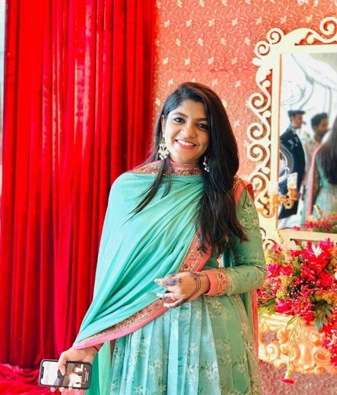 Recent Wallpaper Malayalam Actress Aparna Balamurali 3802