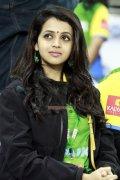 Bhavana At Ccl 4 Match Against Veer Marathi 1 500