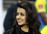 Bhavana At Ccl 4 Match Against Veer Marathi 4 921