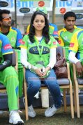 Bhavana At Kerala Vs Bengal Match 564