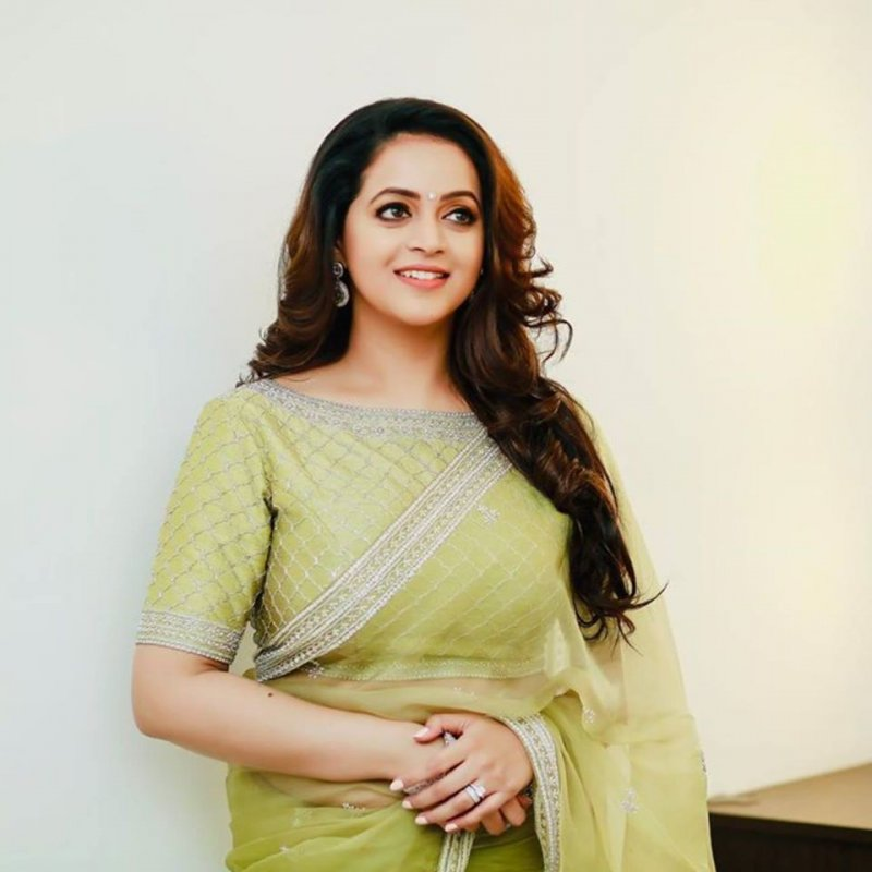 Bhavana Film Actress Latest Photo 9826