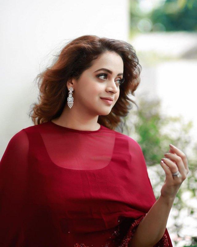 Indian Actress Bhavana 2020 Photos 6205