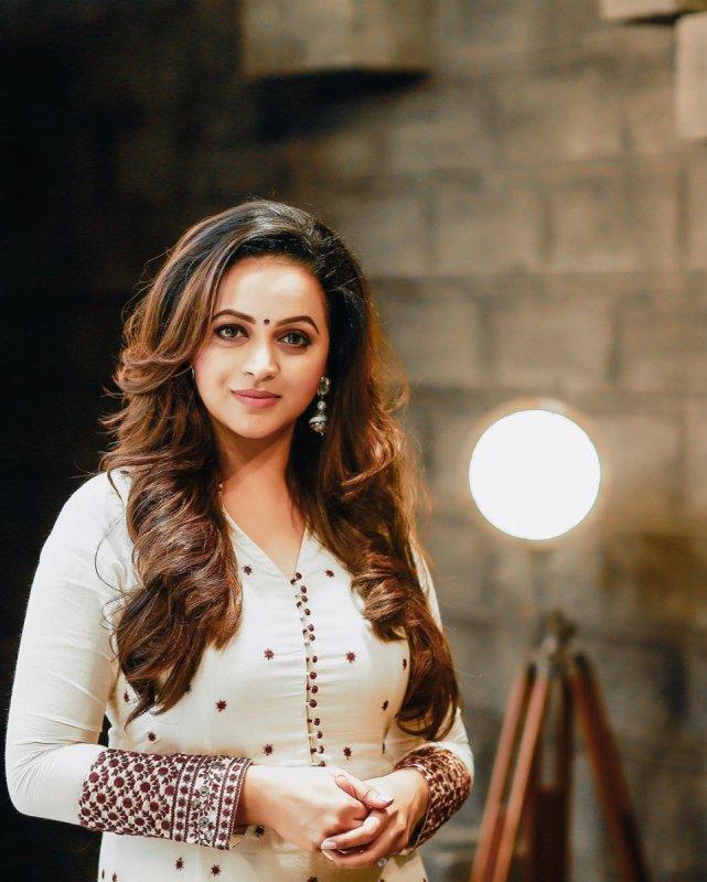 Malayalam Heroine Bhavana Oct 2020 Still 6367