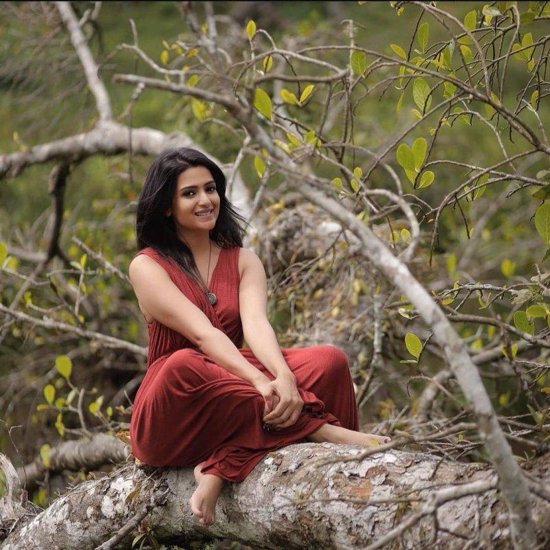 Mar 2021 Photos Malayalam Actress Divya Pillai 7488