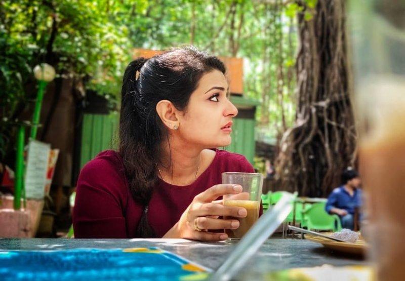 South Actress Divya Pillai New Photos 6305