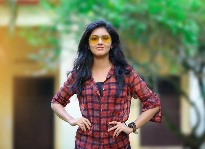 Gayathri Suresh Cinema Actress Latest Images 506