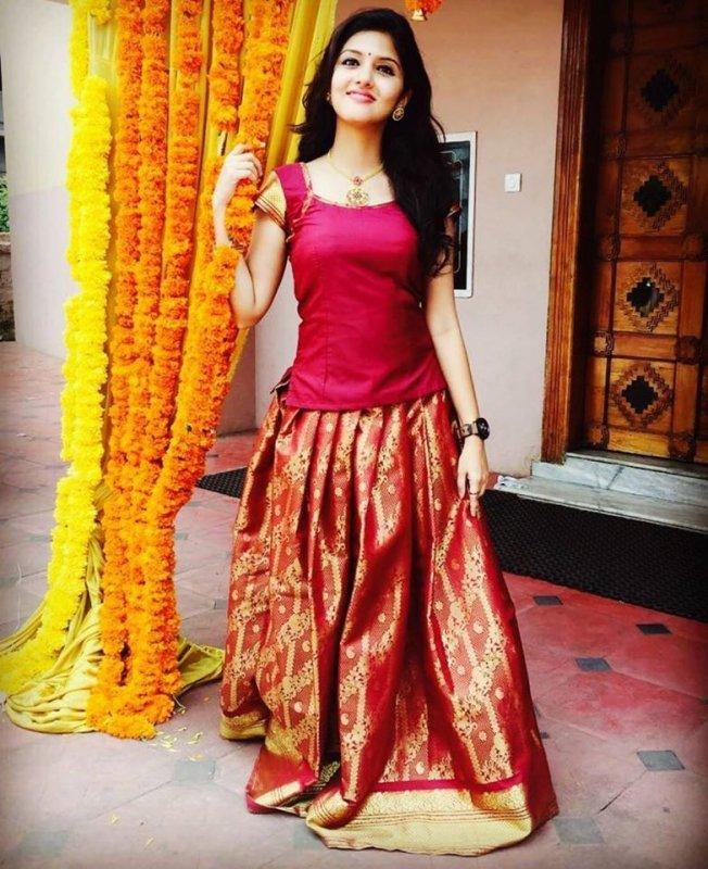Jul 2020 Still Malayalam Movie Actress Gayathri Suresh 9097