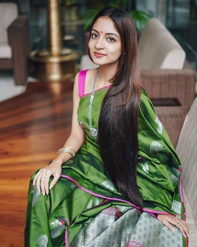 Ishaani Krishna Malayalam Heroine Album 5152