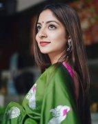South Actress Ishaani Krishna May 2020 Stills 1075