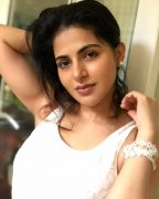 Film Actress Iswarya Menon Aug 2020 Photo 9338