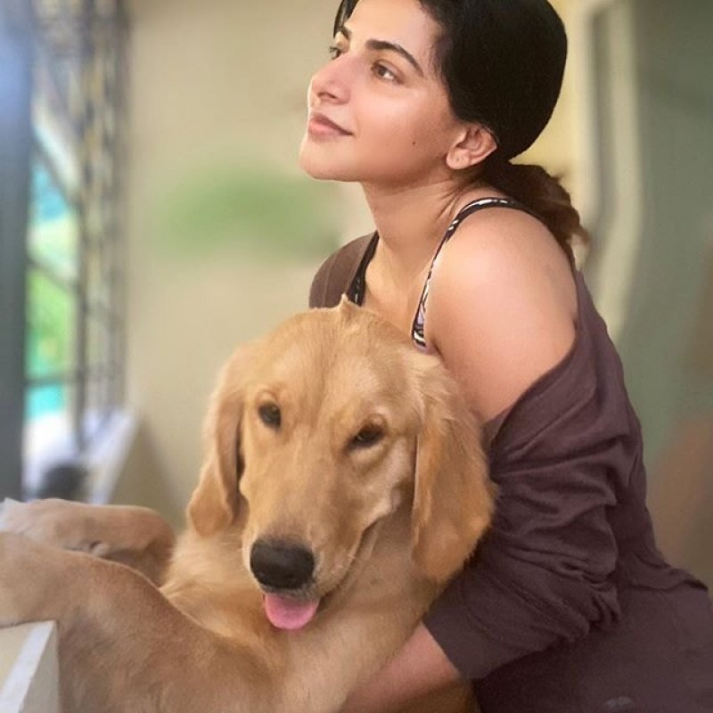 Iswarya Menon Movie Actress Recent Gallery 3449