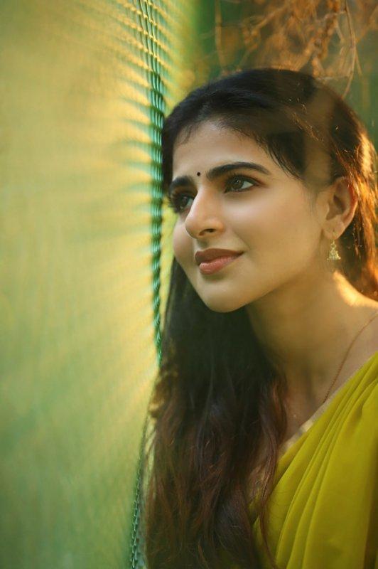 Pics Malayalam Actress Iswarya Menon 7696