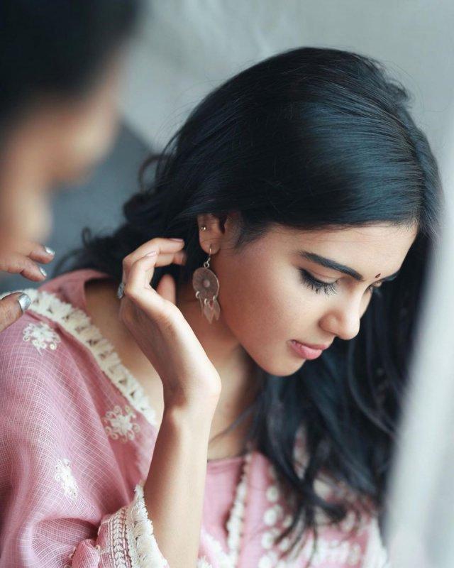 Indian Actress Kalyani Priyadarshan 2020 Albums 2169
