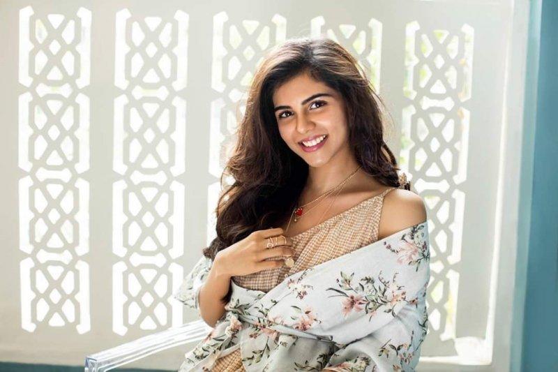 South Actress Kalyani Priyadarshan Apr 2020 Photos 268