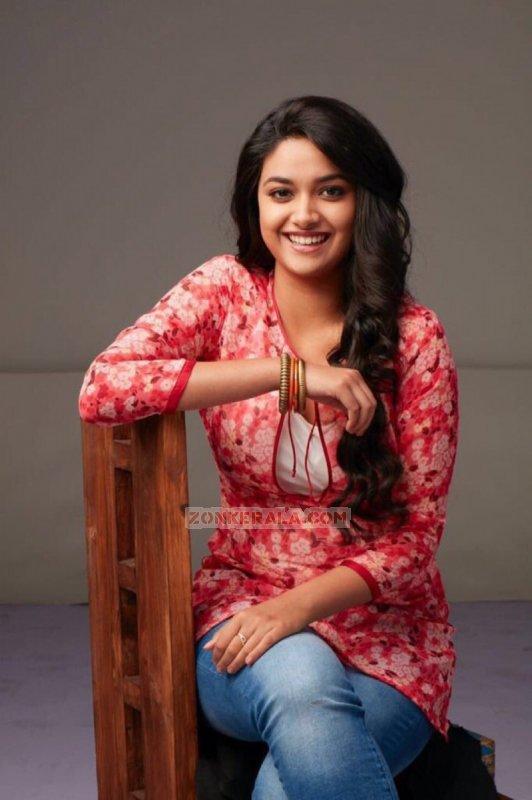 2016 Albums South Actress Keerthi Suresh 745