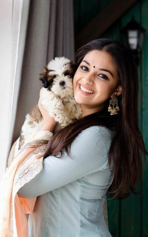 2020 Wallpapers Actress Keerthi Suresh 5135