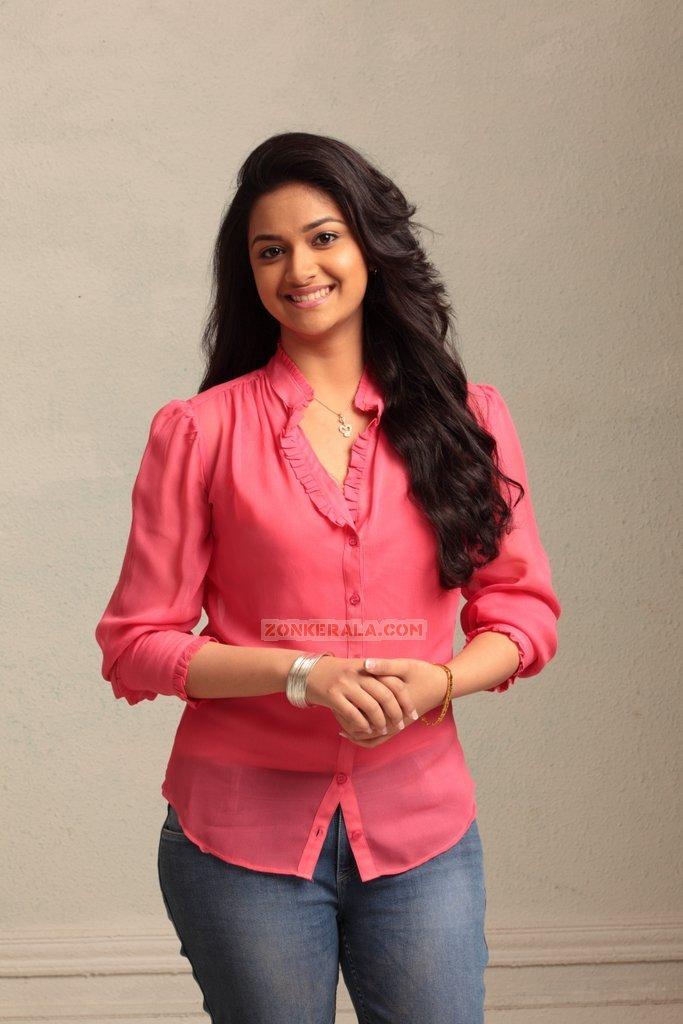 Actress Keerthi Suresh Stills 8721