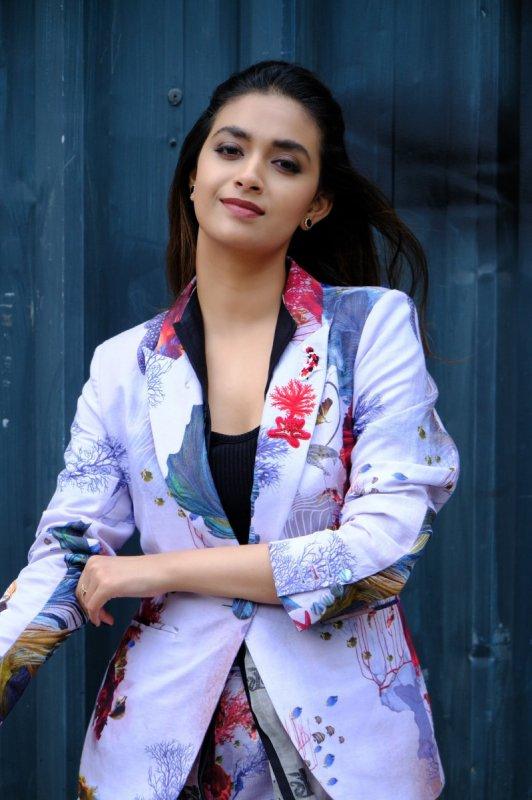 Cinema Actress Keerthi Suresh New Album 1490
