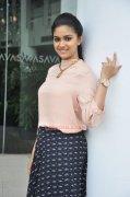 Heroine Keerthi Suresh 2015 Pictures 2296