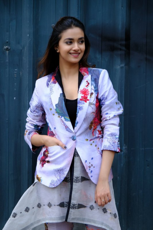 Keerthi Suresh Indian Actress Apr 2021 Albums 7413