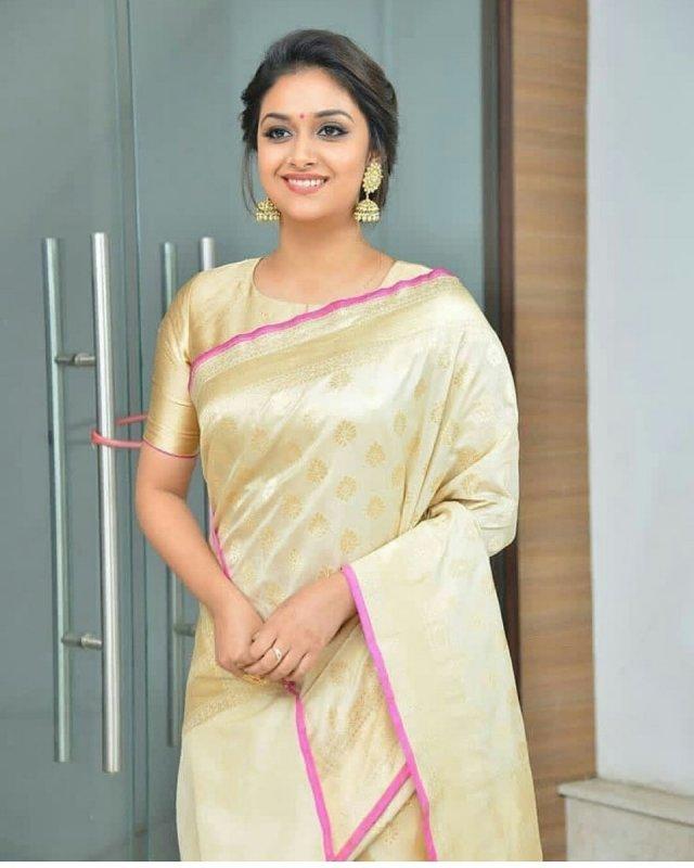 Keerthi Suresh Malayalam Heroine Recent Images 8862
