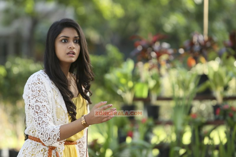 Keerthi Suresh Movie Actress Recent Still 809