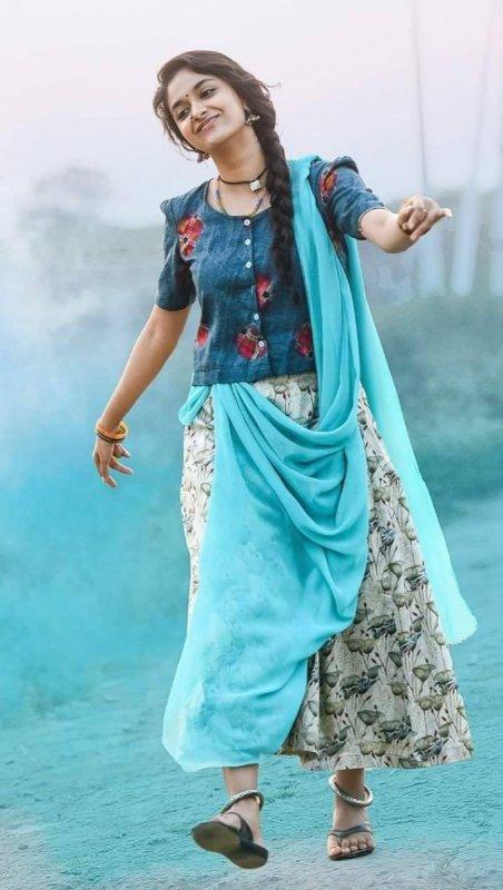 Latest Album Cinema Actress Keerthi Suresh 2557