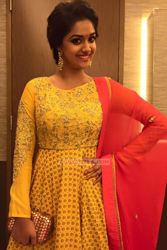 Latest Pictures Malayalam Movie Actress Keerthi Suresh 4233