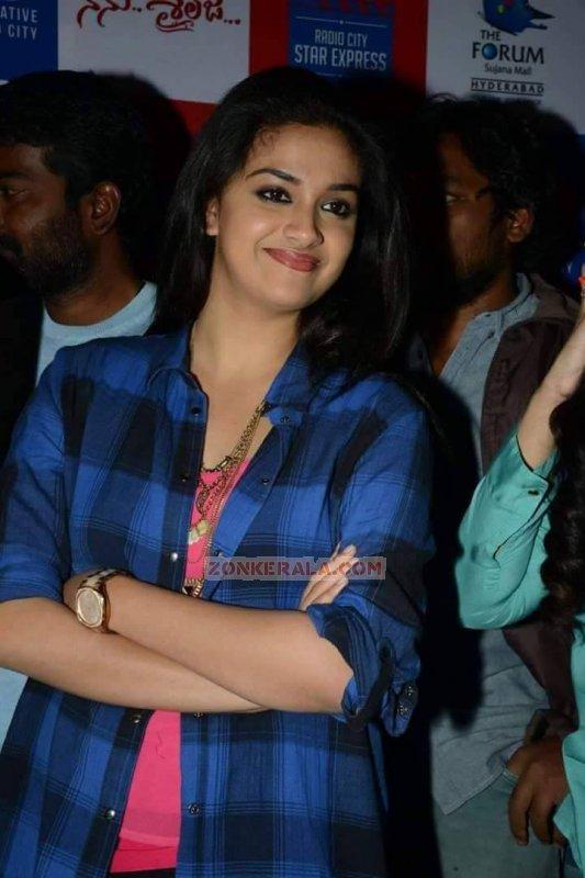 Latest Still Keerthi Suresh Cinema Actress 6133