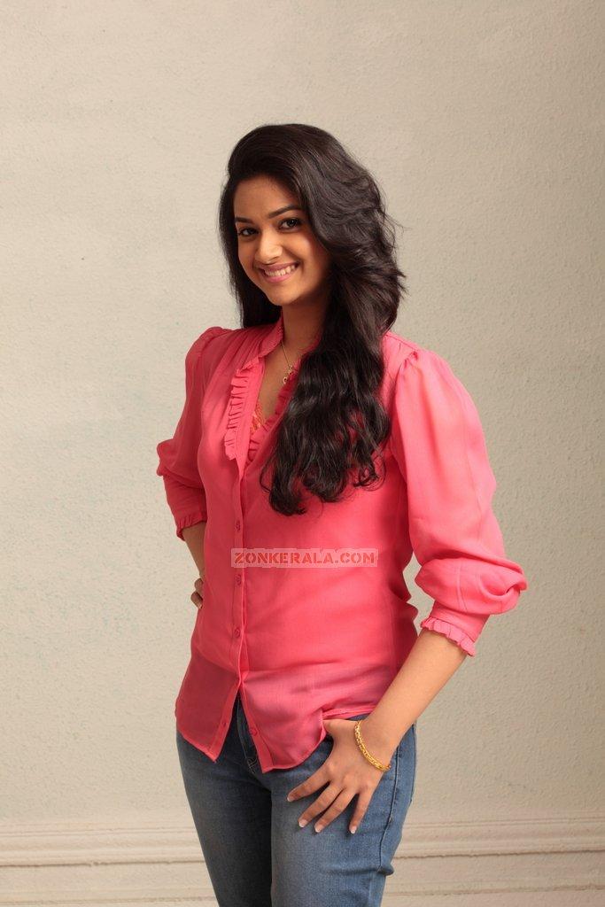 Malayalam Actress Keerthi Suresh Stills 9981