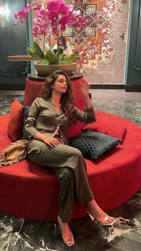 Movie Actress Keerthi Suresh Recent Gallery 2437