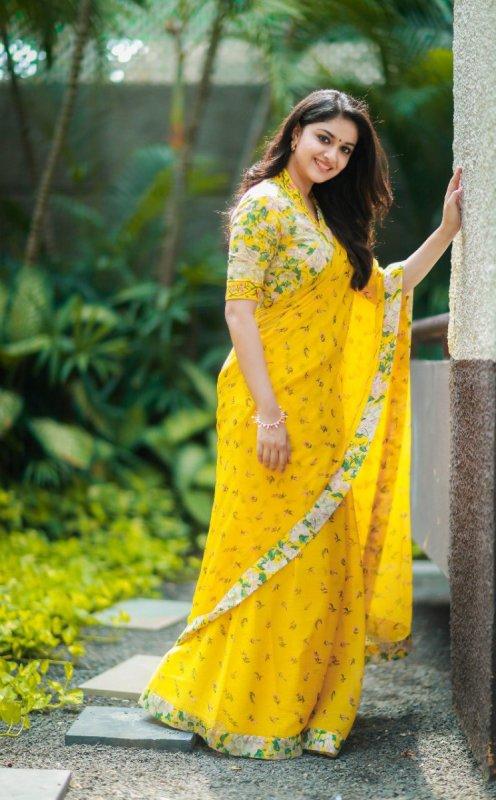 New Gallery Keerthi Suresh Indian Actress 6799