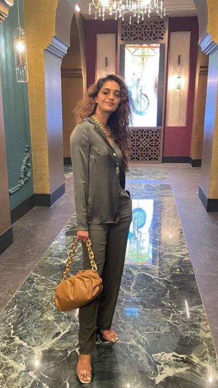 New Still Cinema Actress Keerthi Suresh 5077