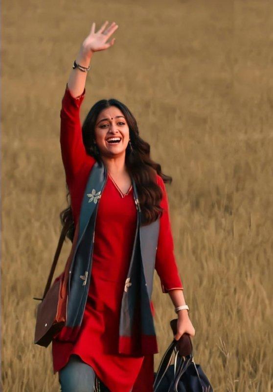 South Actress Keerthi Suresh Oct 2020 Photos 6181