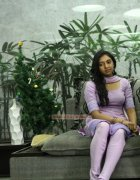 Actress Lakshmi Menon Stills 8780